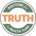 Doctors for Truth in Health Care logo